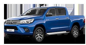 Toyota Hilux - Concessionario Toyota a Varese e Mesenzana