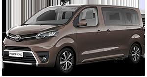 Toyota Proace Verso - Concessionario Toyota a Varese e Mesenzana
