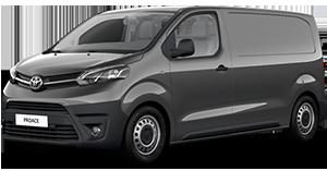 Toyota Proace - Concessionario Toyota a Varese e Mesenzana