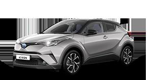 Toyota C-HR - Concessionario Toyota a Varese e Mesenzana