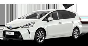 Toyota Prius+ - Concessionario Toyota a Varese e Mesenzana