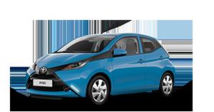 Toyota AYGO - Concessionario Toyota a Varese e Mesenzana