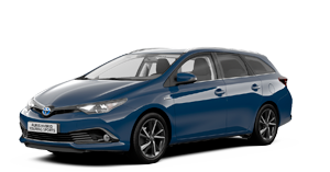 Toyota Auris Touring Sports - Concessionario Toyota a Varese e Mesenzana
