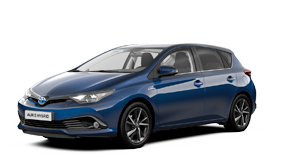 Toyota Auris - Concessionario Toyota a Varese e Mesenzana